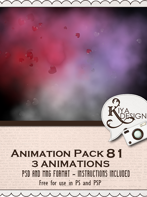 Animation Pack #81