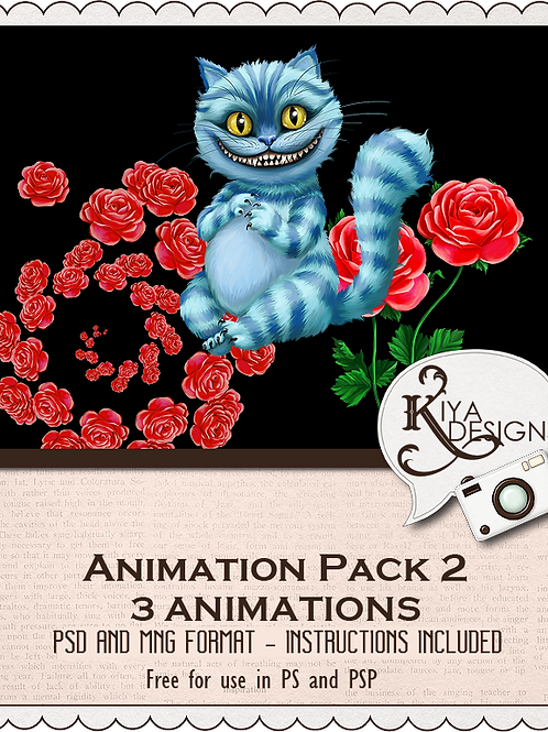 Animation Pack #2