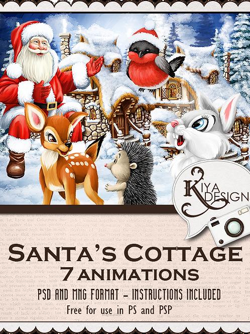 Santa's Cottage Pack