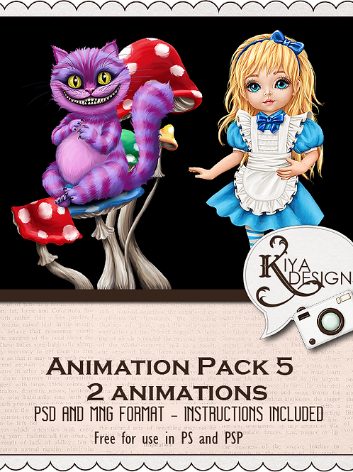 Animation Pack #5