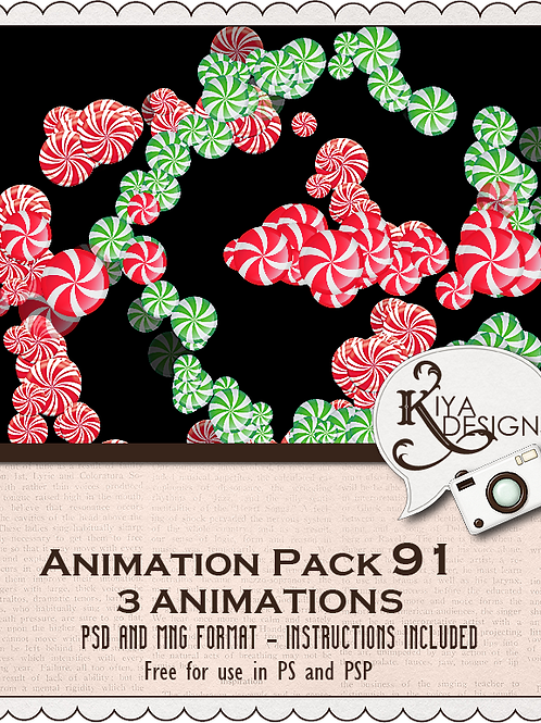 Animation Pack #91