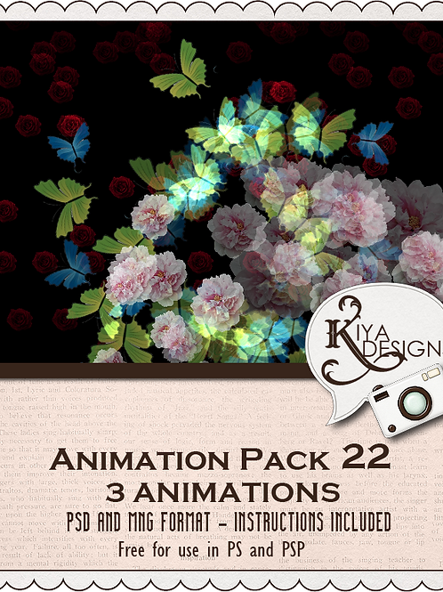Animation Pack #22