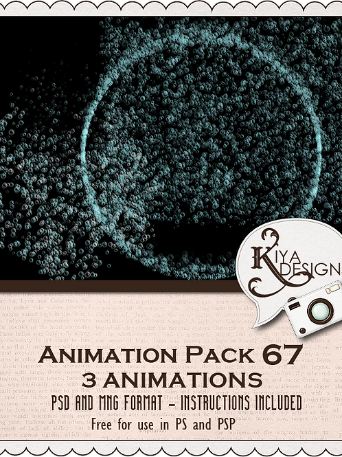 Animation Pack #67