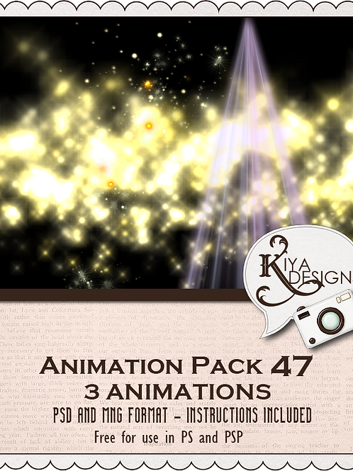 Animation Pack #47