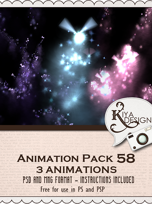 Animation Pack #58