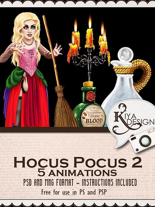 Hocus Pocus Pack #2