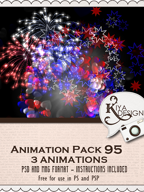 Animation Pack #95