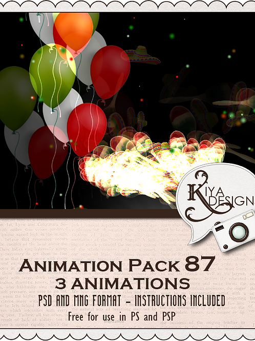 Animation Pack #87