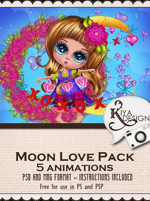 Moon Love Pack