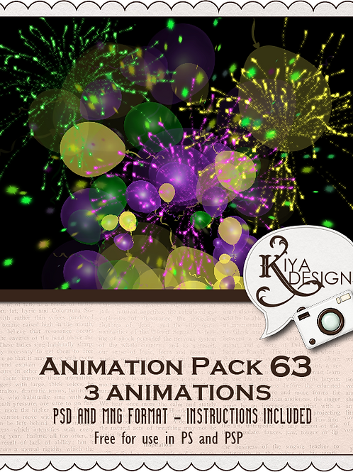 Animation Pack #63