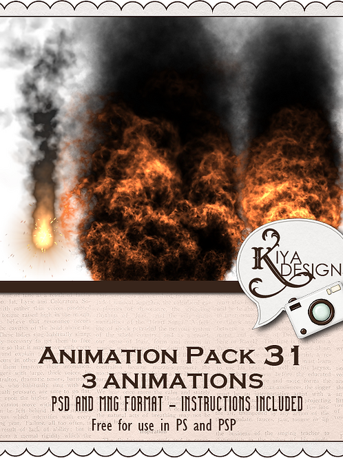 Animation Pack #31