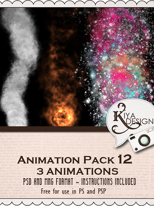 Animation Pack #12