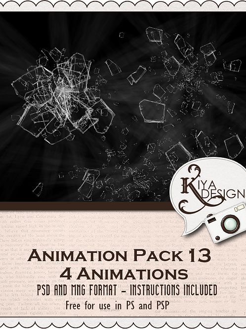 Animation Pack #13