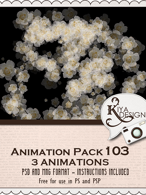 Animation Pack #103