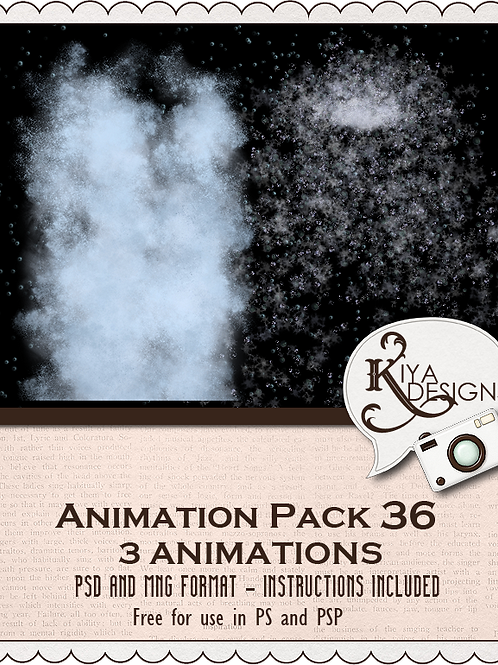 Animation Pack #36