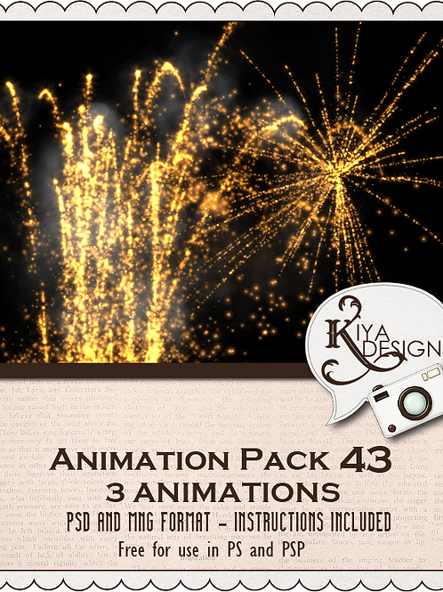 Animation Pack #43