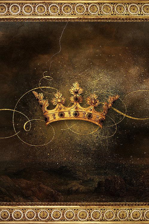 The Crown Printable Wall Art