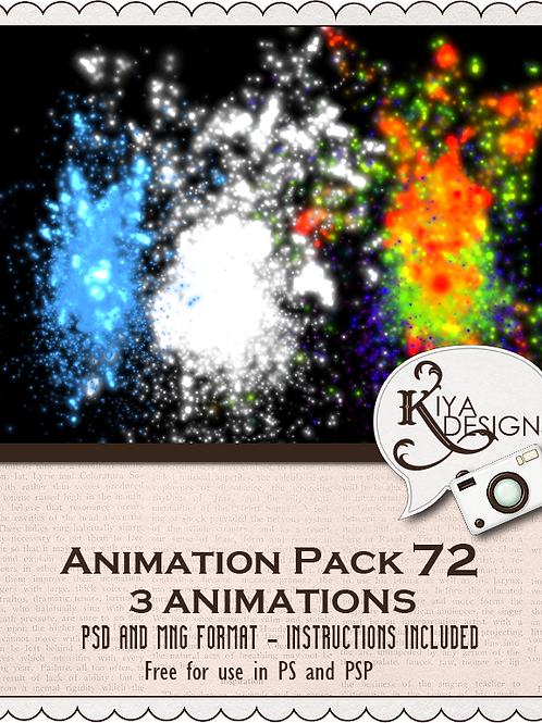 Animation Pack #72