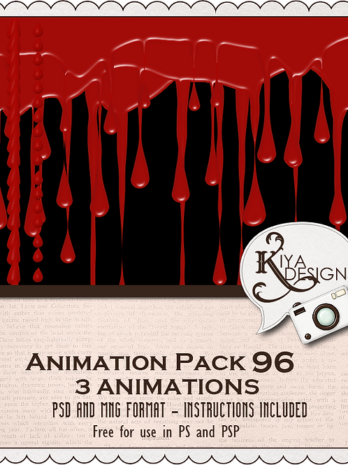 Animation Pack #96