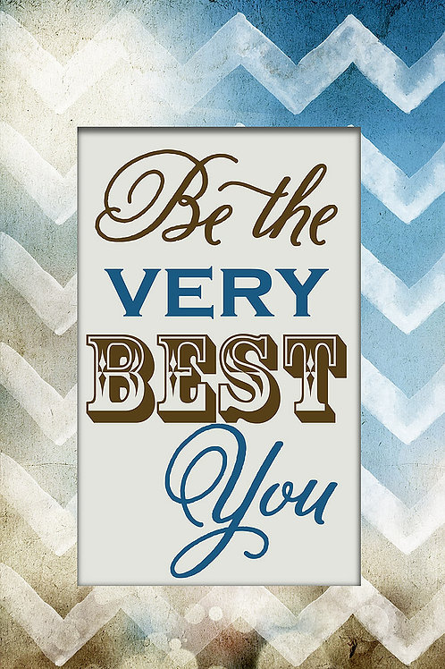 The Best You Wall Art Printable