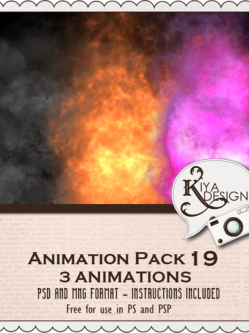 Animation Pack #19