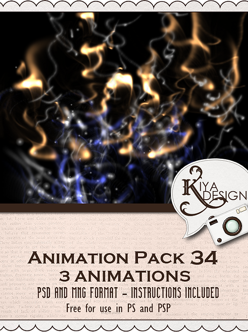 Animation Pack #34