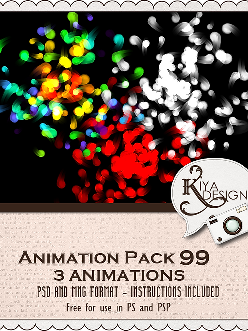 Animation Pack #99
