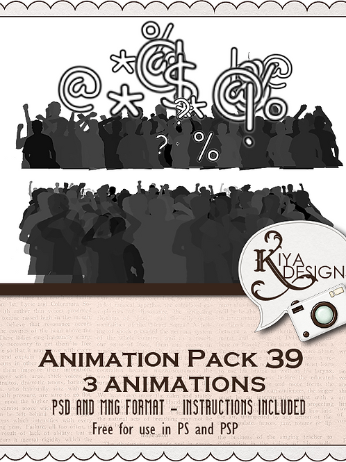 Animation Pack #39