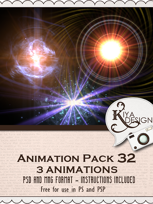 Animation Pack #32