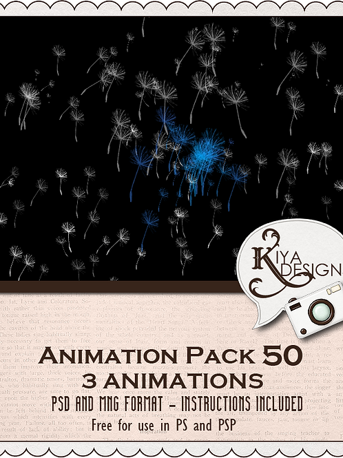 Animation Pack #50