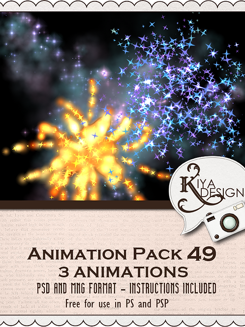 Animation Pack #49