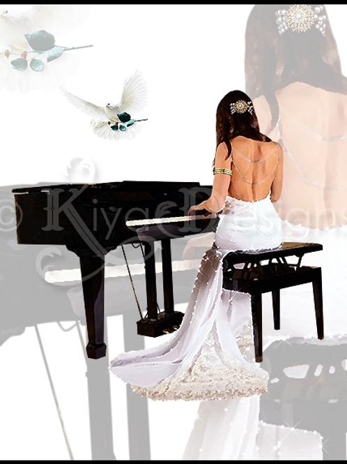KiyaDesigns-The Piano