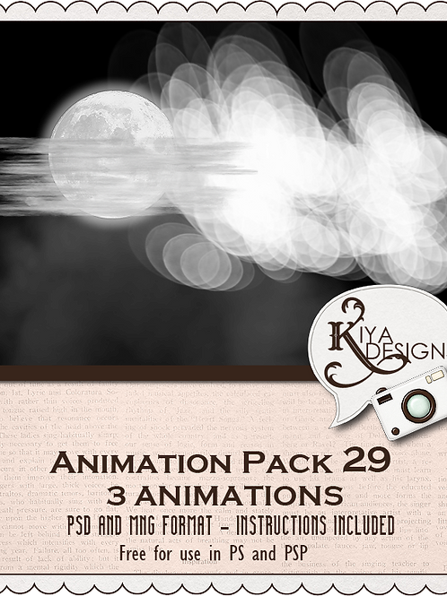 Animation Pack #29