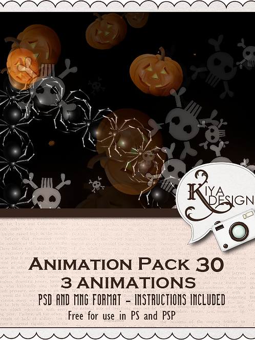 Animation Pack #30