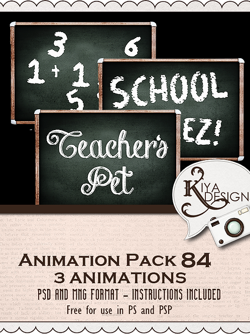 Animation Pack #84