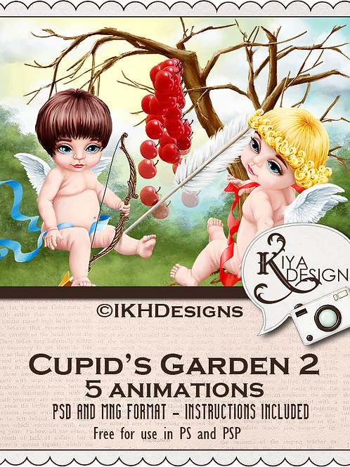 Cupid's Garden Pack2