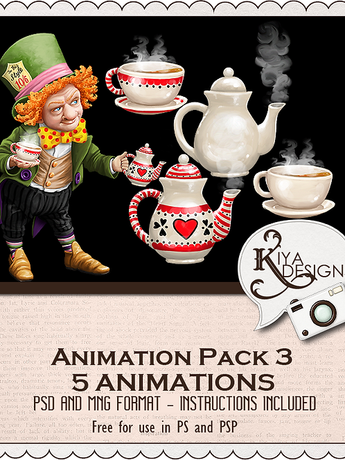 Animation Pack #3