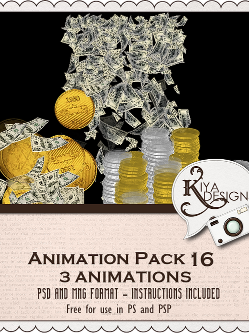 Animation Pack #16