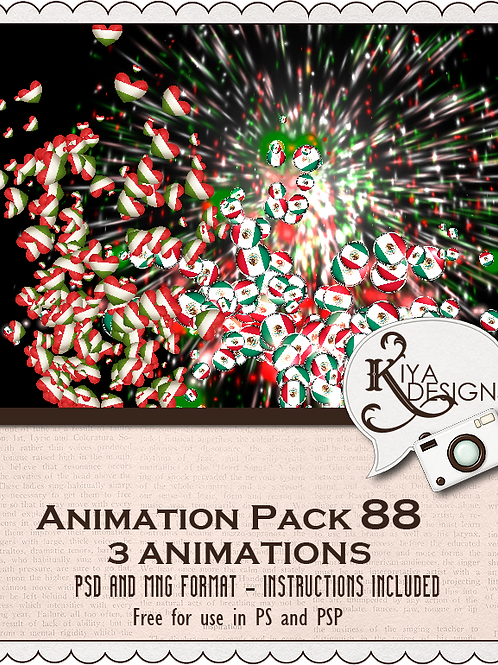 Animation Pack #88
