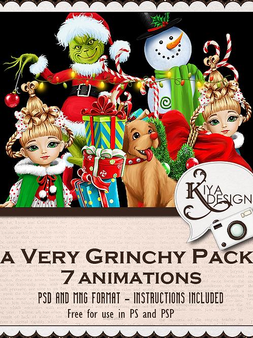 Grinch Winter Pack