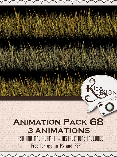 Animation Pack #68