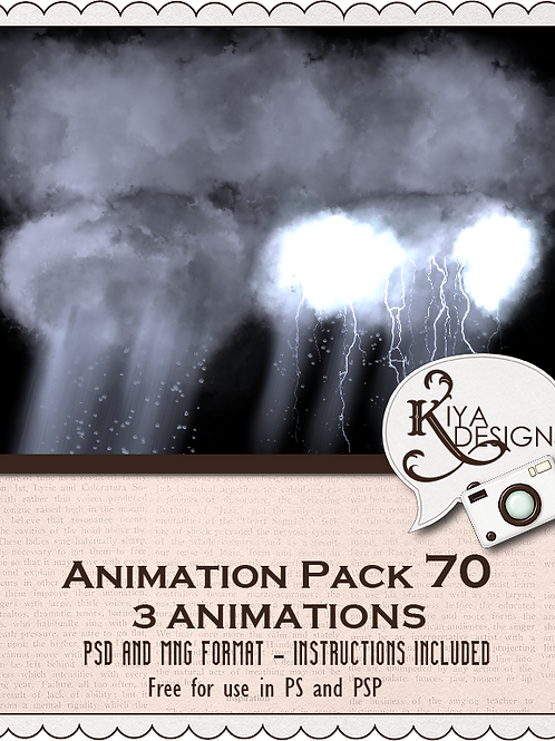 Animation Pack #70