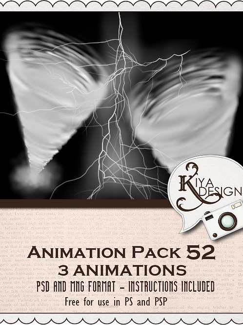 Animation Pack #52