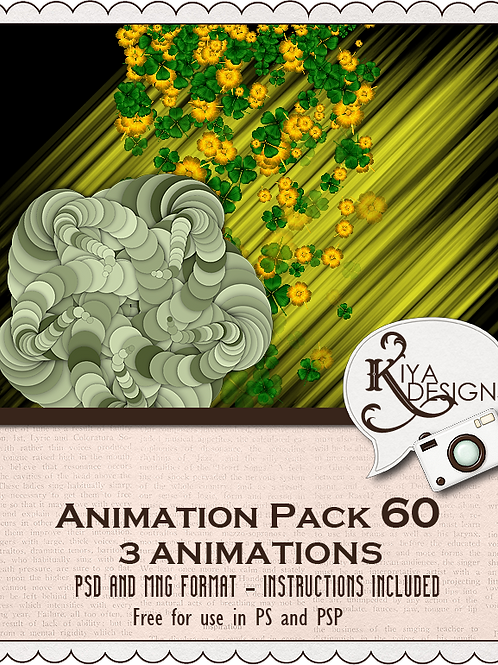 Animation Pack #60