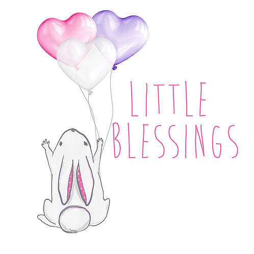 Little Blessings Printable Wear