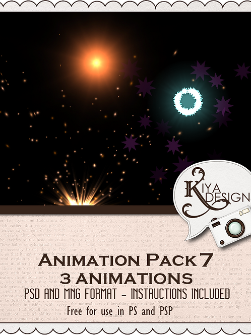 Animation Pack #7
