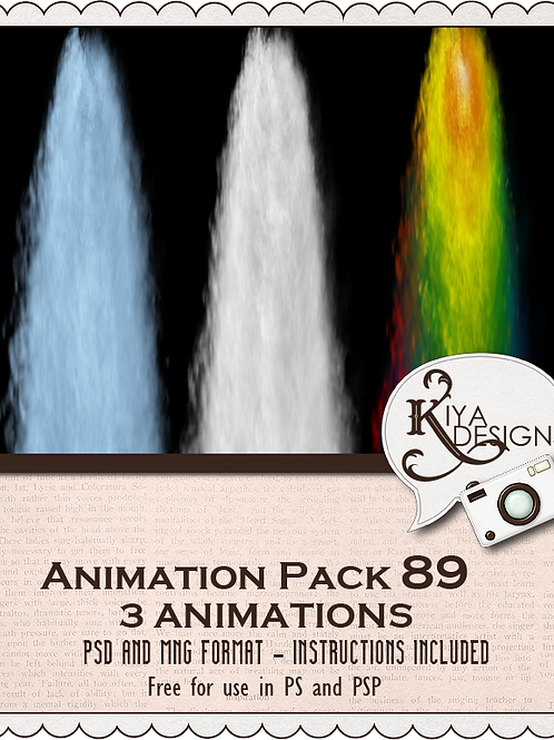 Animation Pack #89