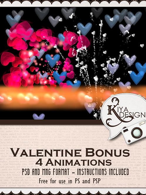 Valentine Bonus Pack