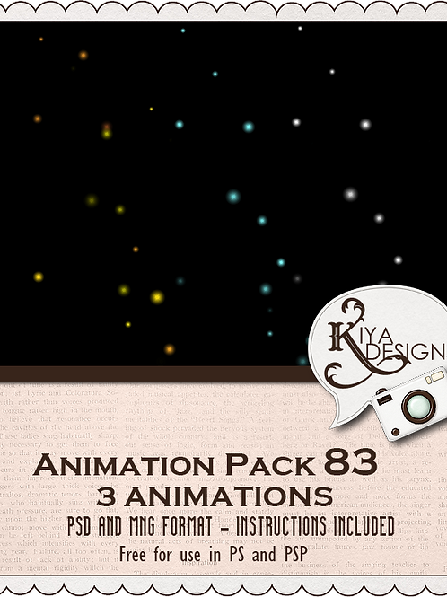Animation Pack #83