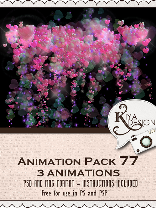 Animation Pack #77